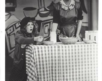 I Love Lucy Vivian Vance Lucille Ball Do a Commercial 8x10 Photo