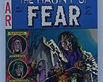 Tales From The Crypt Presents The Haunt Of Fear Comic Book #1