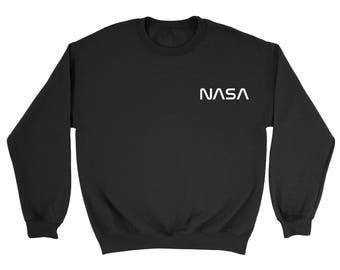 Nasa alterntive logo Sweatshirt/ Studio Young Nasa alternative logo Jumper