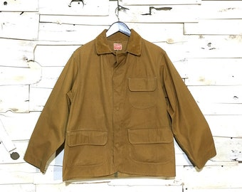 Vintage 1950's Hinson Hunting Jacket - Large