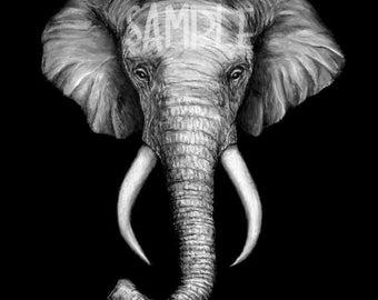 tableau elephant noir et blanc awesome tableau noir blanc elephant zebre with tableau elephant. Black Bedroom Furniture Sets. Home Design Ideas