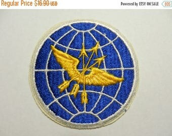 Easter Sale Vintage WW2 Air Force Navigator School Cadet Patch