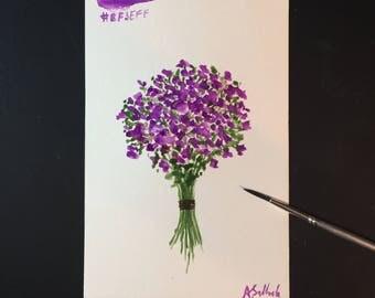 Dark Orchid - #BF3EFF