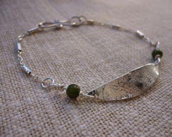 Sterling silver bracelet (Silver 925) - feasible to order.