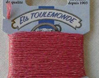 Collar 1022 tonkin embroidery threads