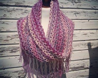 XL Loop * Scarf * scarf * handmade