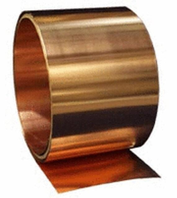 Copper Sheet 027 Thickness 20oz 22 Ga