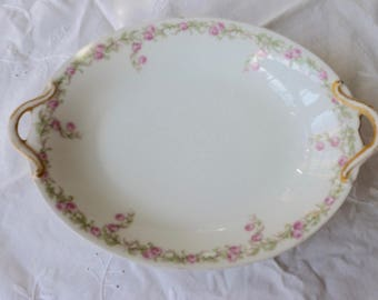 GDA Limoge serving dish from France