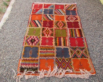 checker rug  Moroccan Rug Carpet Kilim Kelim Berber Square Cultural Artistry  rug  moroccan