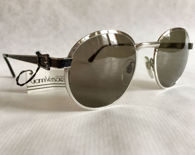 Gianni Versace 638 Vintage Sunglasses New Old Stock