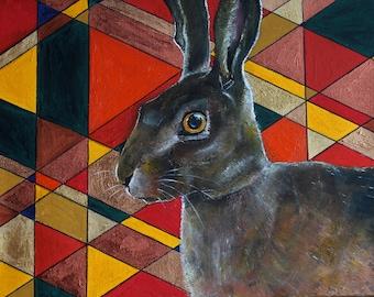 The Geometric Hare