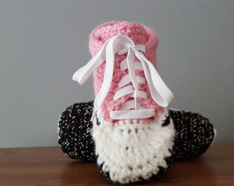 Slippers Converse style slippers for woman for girls converse style sneakers slippers tennis slippers adult slippers converse style