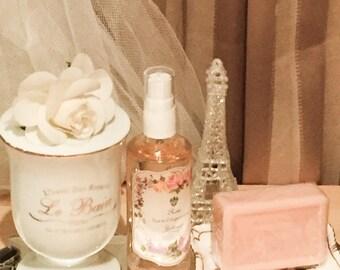 Rose de May  Toilette Water & Soap