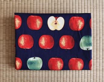 apple fabric for 1/2 yard