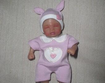 "Baby suit for 3,5""-4"" baby ooak articuled."