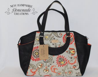 Annette Commuter Tote - Large Tote