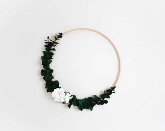 Handmade Minimal Wreath