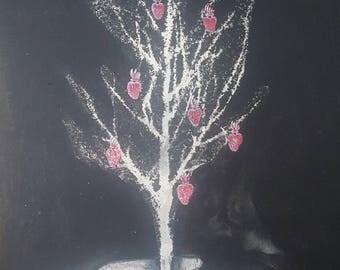 Hope- Original acrylic painting
