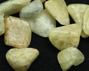 ONE Bag of Danburite polished nuggets - Mineral Specimens/Gemstones for Sale