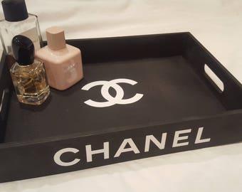 Chanel tray