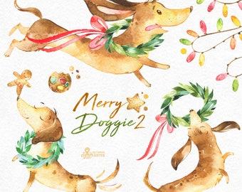 Frohe Weihnachten Clipart