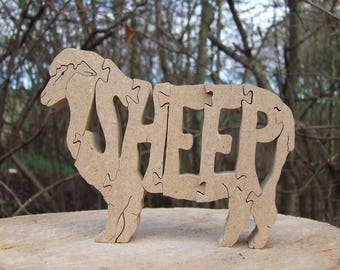 Sheep, sheep gift, wooden sheep, gift for sheep lover, wooden sheep gift, farm animal, farm animal gift, children's gift, unique sheep gift