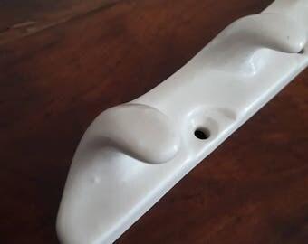 Vintage porcelain napkin holder