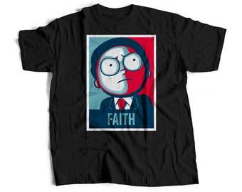 rick and morty / morty / evil morty / tiny rick / pickle rick / rick sanchez /  rick / rick morty / shirt / rickle / Tee T-Shirt