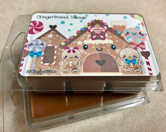 Scents of the Season -  Gingerbread Village