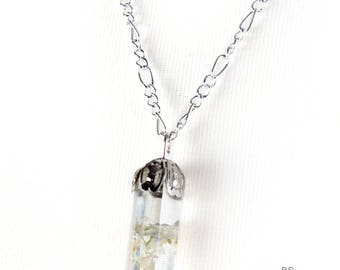 Forget-me-not white Crystal
