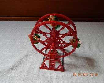 Miniature Toy Ferris Wheel