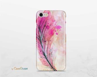 WATERCOLOR phone case, iPhone X 8 7 6 6s Plus phone case iPhone 5 5s SE phone case Samsung Galaxy S8 Plus S7 Edge S6 watercolor phone case