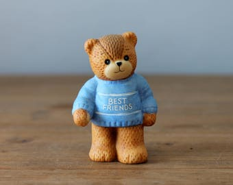 Lucy Rigg Lucy and Me Bear Best Friends Enesco 1986
