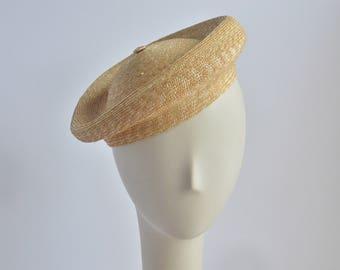 Straw Beret - Sun Hat Summer Hat
