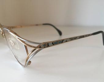 1980's Women's Vintage Frame, Eyewear, Spectacles/Glasses