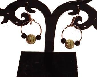 Earrings small ring