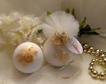 Champagne Bath Bomb~Bridal Shower Favors~ Bridesmaid Proposal Box Favors~Champagne Bridal Shower Favors~Gold Bath Bomb~Wedding Shower Favors