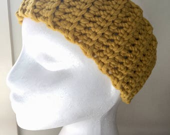 READY TO SHIP | Adult  Crocheted Ear Warmer