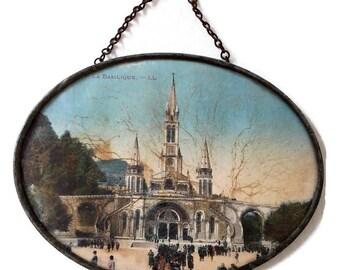 vintage small frame