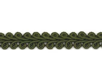 Plaited cord 8mm