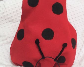Baby, toddler ladybug costume, Halloween costume, kids costume, costume