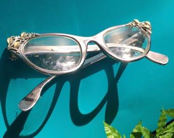Tura Cat Eyeglasses, Cat Eye Glasses, Cat Eyeglasses, Tura Cat Eyes, Cat Eye Glasses Frames, Pin up Cat Eyes, Vintage Eyeglasses, Retro