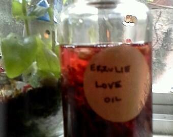 ERZULIE LOVE OIL 1/2 Fl oz