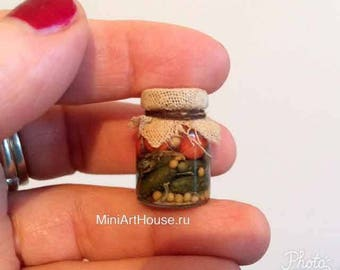 Miniature pickles