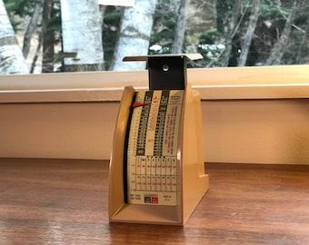 Vintage Hanson Postal Scale - Mid Century Modern Model 1546A