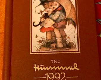 The hummel 1992 appointments & diary memory book