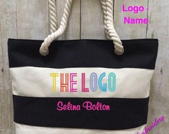 Lu La Embroidered Tote   Lu La Zippered Tote   LLR Bag   LLR Swag   Lu La Advertise   Consultant Gift