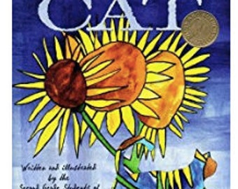 Vincent van Gogh's CAT, A Storybook, Art Book by 2nd Grade Students, Cute Gift for GIrls, Gift for Boys, Gift