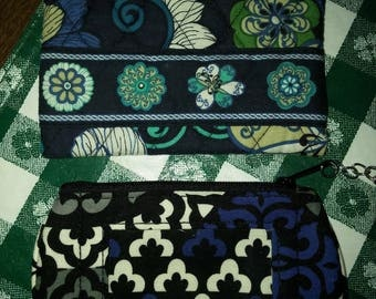 Vera Bradley Coin and ID holders