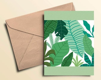 Tropical Note Cards